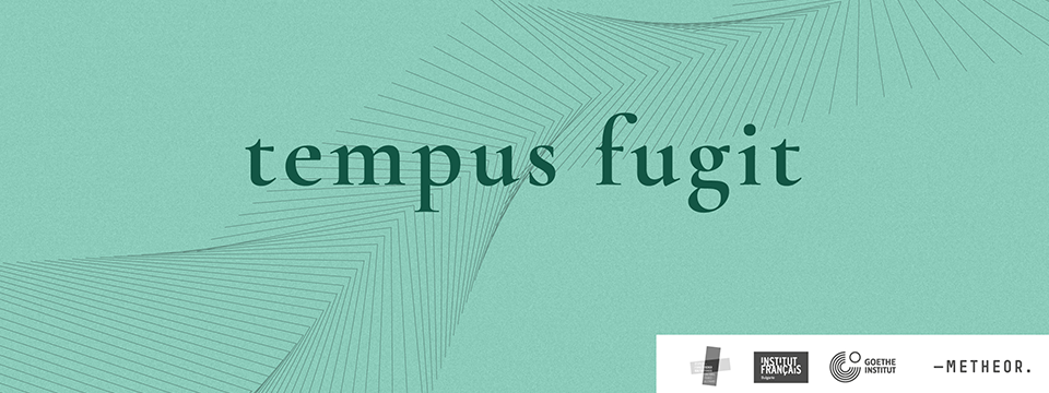 Tempus Fugit: a series of conversations with choreographers from France and Germany