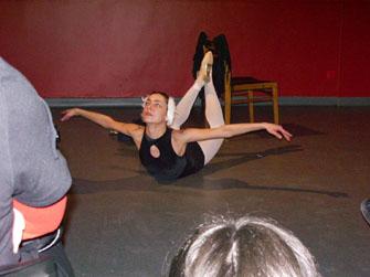 Яна Маринова as Yana Marinova
