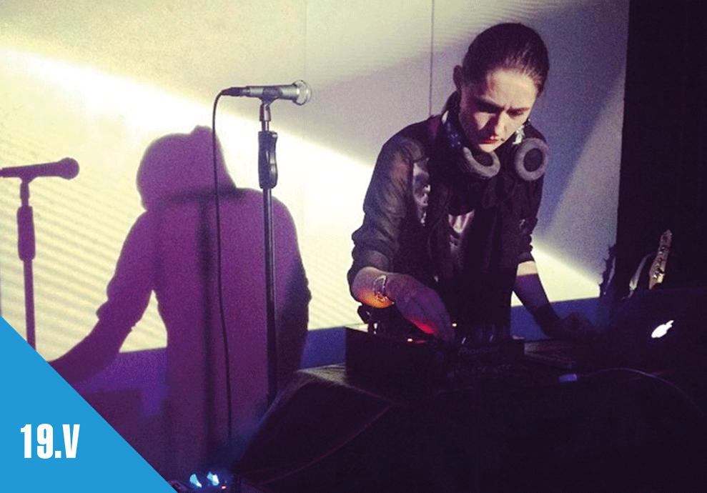 ANTISTATIC party with DJ Violeta Kachakova