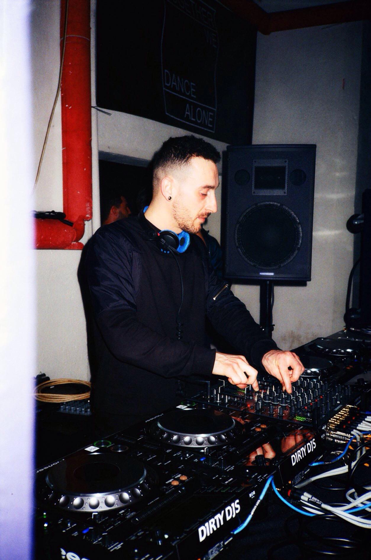 АНТИСТАТИК парти с DJ GENDA
